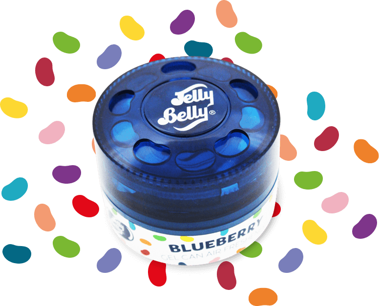 Blueberry Gel Can